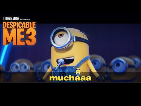 #DespicableMeChallenge - In Theaters June 30 (HD)