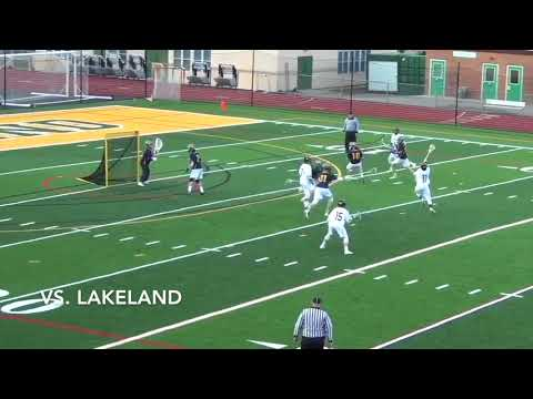 Tony Terraciano 2018 Midseason Lacrosse Highlights