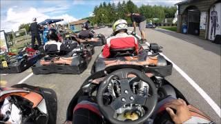 Vosges-Corcieux (karting, luge d'été, trampoline)