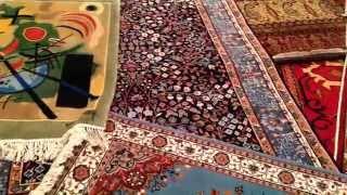 Как делают турецкие ковры?