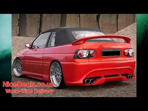 Ford Escort Body Kits Bumpers Side Skirts Spoilers