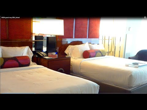 Mgm Grand Standard Deluxe Room Review Grand Tower From