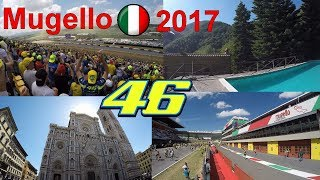 Mugello, Italy. June 2017. MotoGP race weekend and Florence trip.