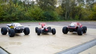 rc cars 1 18 4wd trucks and buggy are big fun