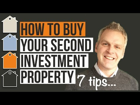 How To Buy Your Second Property Investment | Property Market Buy To Let Investing Tips