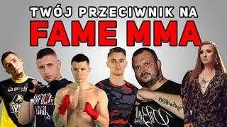 Z KIM ZAWALCZYSZ NA FAME MMA!? | TEST OSOBOWOŚCI