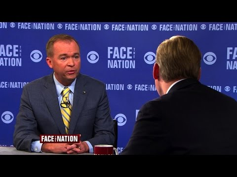 Full Interview: Rep. Mick Mulvaney