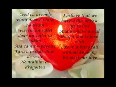 Holograf - Dragostea mea (Official Music Video) - 2003