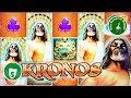 😄 Kronos slot machine, 2 sessions, Nice Bonus