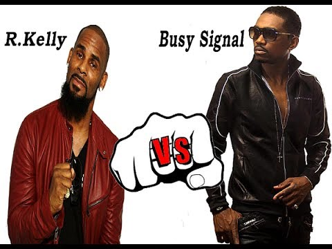 R Kelly Turn Of Mic On Busy Signal While He Perform He's Hit Single
