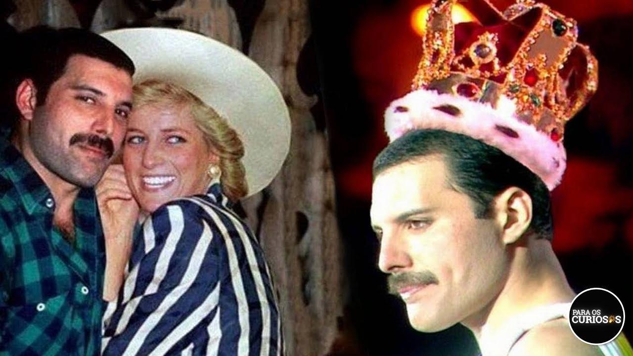 Freddie Mercury e Lady Di: Tudo Sobre A Amizade Desses Dois Ícones ...