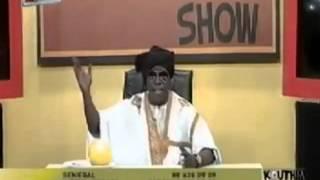 Kouthia promet de transformer Sa Ndiogou en singe -  Kouthia Show - 06 Août 2012