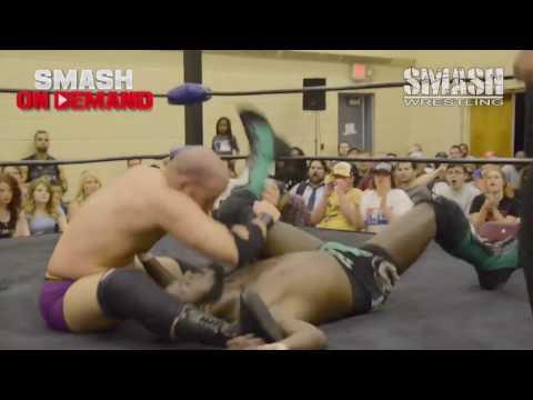 Free Match - Sebastian Suave vs Rich Swann