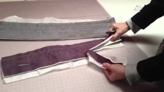 Slice PEN CUTTER cutting Kevlar Fabric Like Butter!