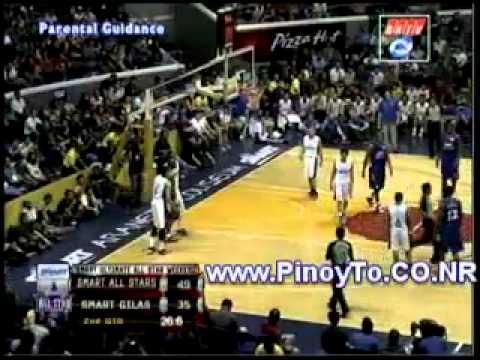 NBA All Stars versus Smart Gilas July 24, 2011 at the Smart Araneta Coliseum Part 2 (AKTV on IBC 13)