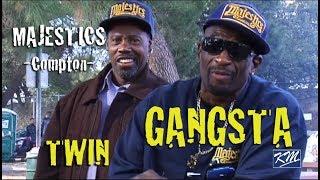 Gangsta talks about Lowriding.... (2018)