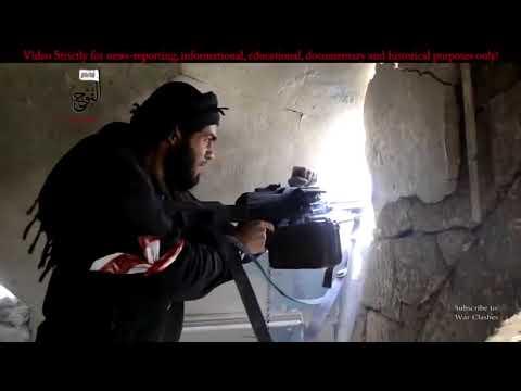 Mujahidin Suriah Menggempur tentara syiah Bashar