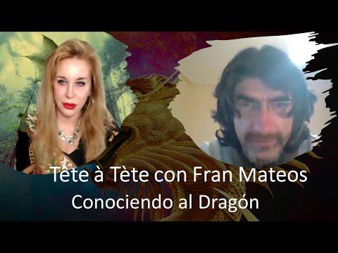 TÈTE À TÊTE CON FRANK MATEOS/ CONOCIENDO AL DRAGÓN ( Parte 1)