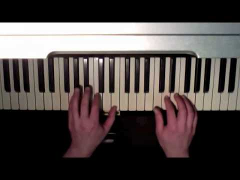 Eternal Flame - Atomic Kitten, easy Piano Cover