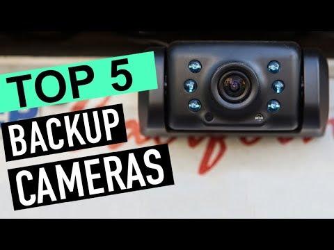 BEST 5: Backup Cameras