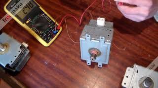 Как проверить магнетрон