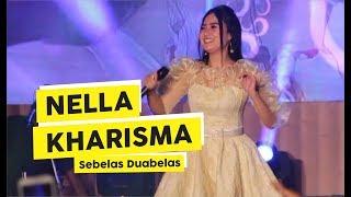 [HD] Nella Kharisma - Sebelas Duabelas (Live at BPD DIY 2018)