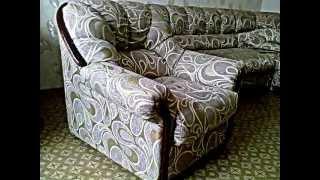 Уголок в тастаке. Перетяжка мягкой мебели.(, 2013-03-30T13:34:45.000Z)