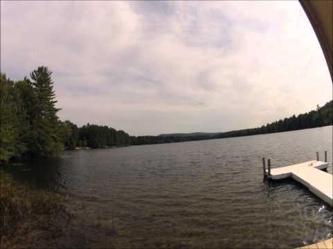 Swanzey Lake Time Lapse