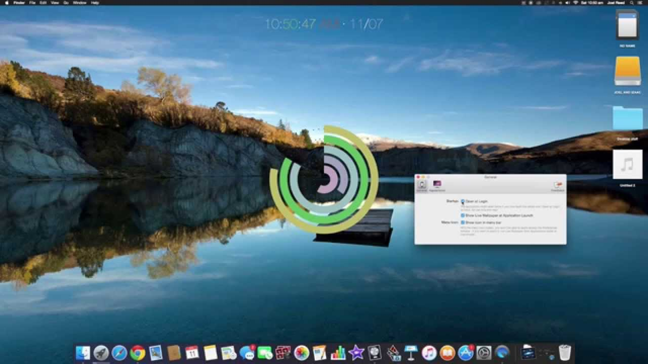 How to get free Live Wallpapers on Mac (July 2015) - YouTube