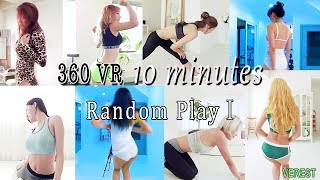 Verest 360 VR contents 10 minutes Random play I