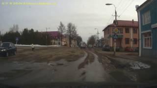 Город Сычёвка Смоленская область(Вот такие дороги в нашем городе не смотря на то что деньги на их ремонт выделяются!!! только куда они уходят..., 2016-04-20T13:35:44.000Z)