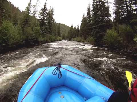 Scenic River Tours - Upper Taylor River CO - 2015