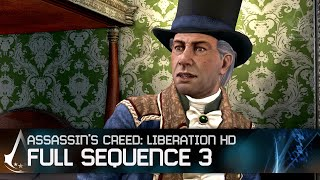 Assassin's Creed Liberation HD - Full Sequence 3 [Full Synch 100%]