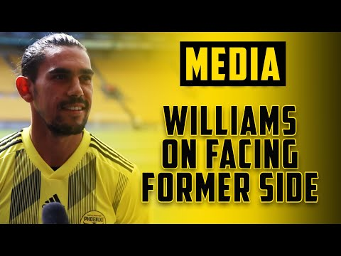 MEDIA | David Williams on Melbourne City
