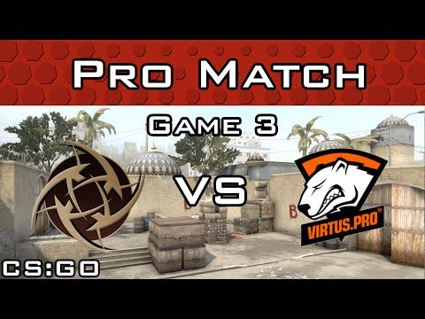 NiP vs Virtus.pro Grand Finals Copenhagen Games Game 3