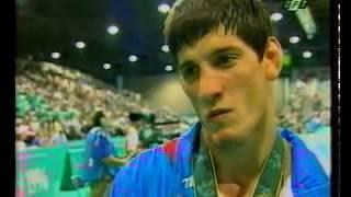 Бувайсар Сайтиев. Интервью после победы на Олимпиаде-96