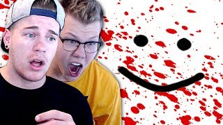 PLAYING THE SCARIEST ROBLOX GAME EVER