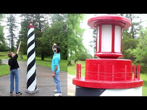 custom-solar-powered-lighthouse-for-your-garden-decor