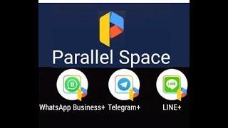Cara install 2 aplikasi yang sama dalam 1 HP / Dual App | Parallel Space