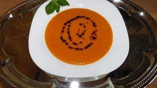 Самый быстрый и вкусный крем суп из красной чечевицы.