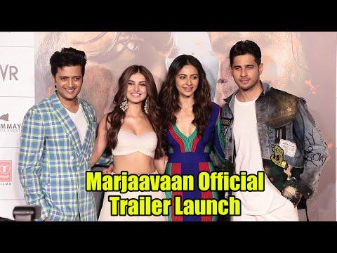 marjaavaan-official-trailer-launch-|-riteish-deshmukh,-sidharth-malhotra,tara-sutaria