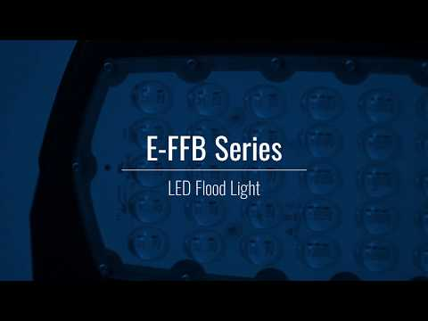 E-FFB Series: LED Flood Lights Filled With Features