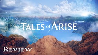 Tales of Arise Review - Familiar, Fluid, and Fun (Video Game Video Review)