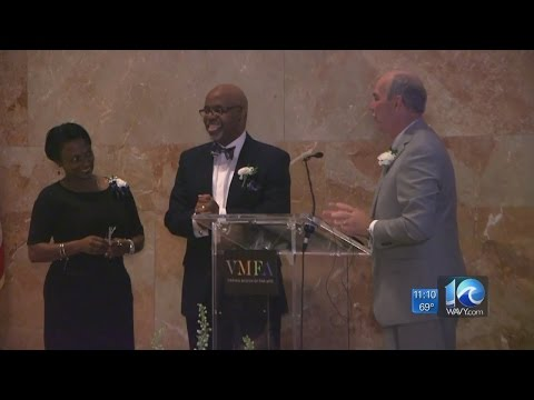 Dr. Toney McNair, Jr. of Chesapeake named Virginia Teacher of the Year