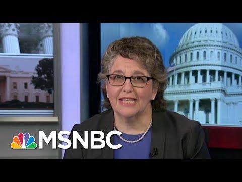 FEC Chair: Entire US Gov't. Must Speak Out | Morning Joe | MSNBC