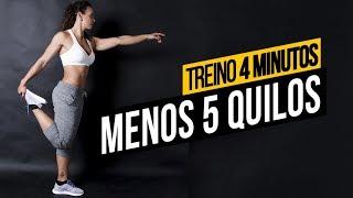 🔥 TREINO Como Perder 5kg Rápido   Raquel Quartiero - Barriga de Sonho