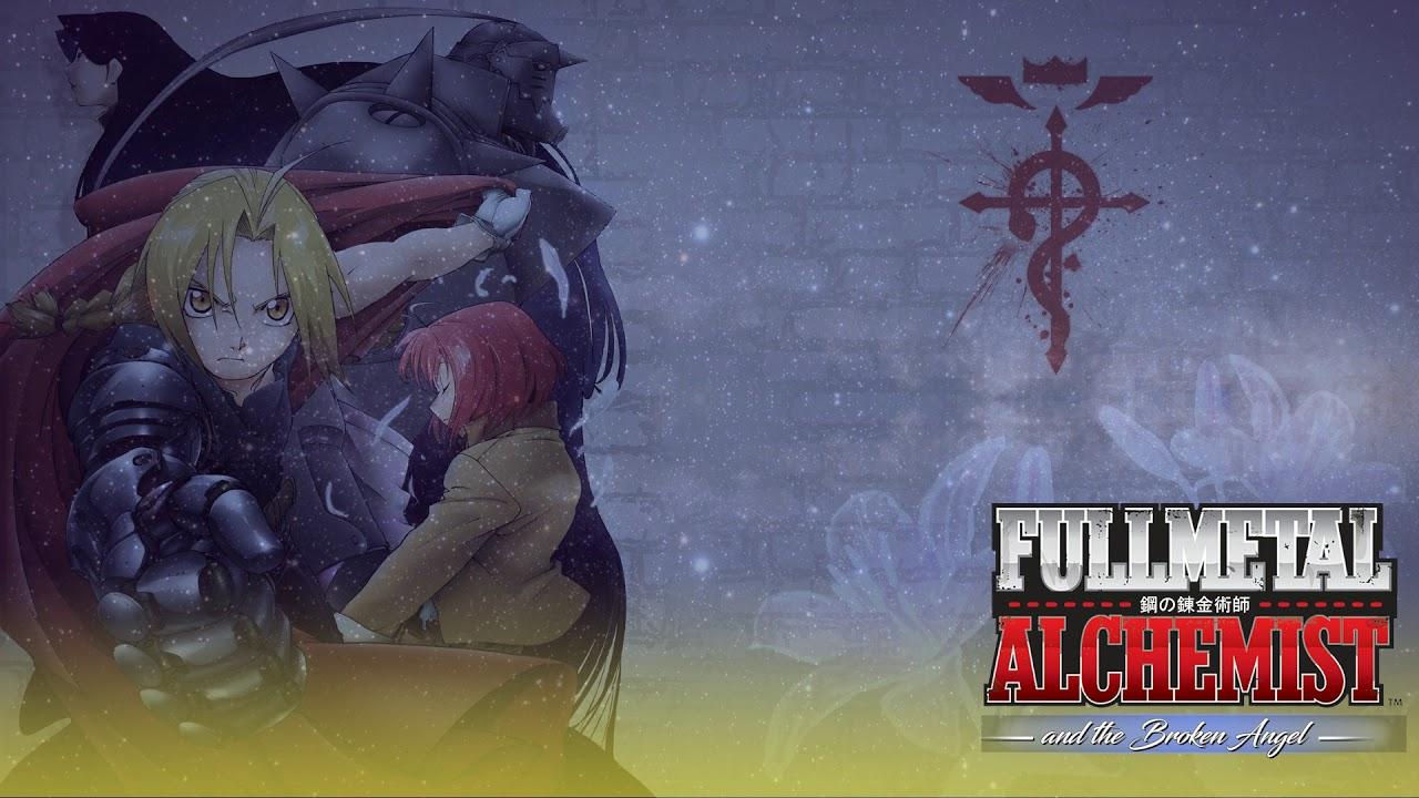 "Fullmetal Alchemist and the Broken Angel ‒ ""Forbidden Sin ..."