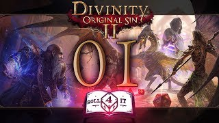 Death in the Family Roll4It #01 OF PAWS AND PLAGUES - Divinity: Original Sin II GM Mode RPG