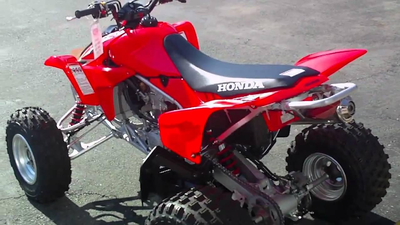 Contra Costa Powersports 2009 Honda Trx450r Youtube