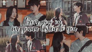 Download lagu ☆ Han Seo Jun & Lim Jugyeong - True Beauty   Yuju - I'm In The Mood for Dancing [Ep 1x1 - 1x4]
